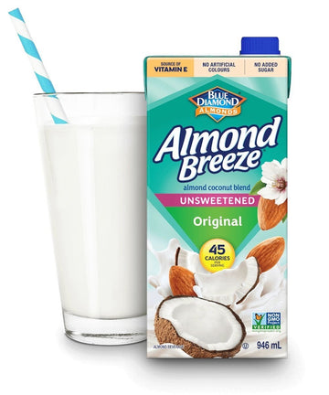 Unsweetened Almond Coconut Beverage 946ml