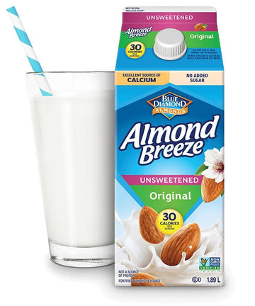 Unsweetened Original Chilled Almond Beverage 1.89L