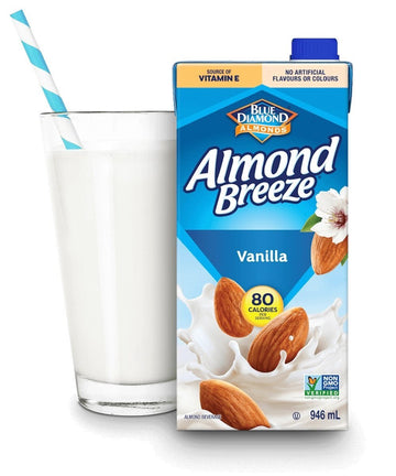 Vanilla Sweet Almond Beverage 946ml