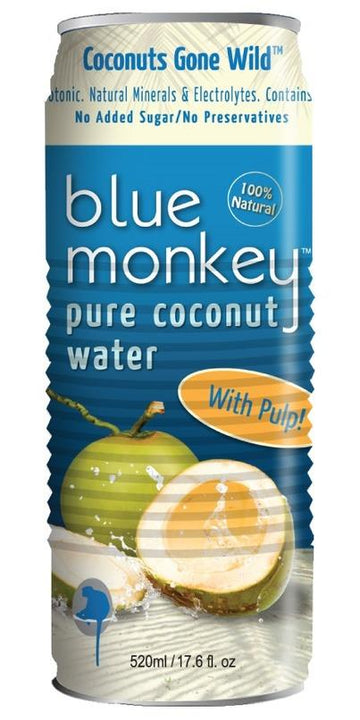 Coconut Water BM with Coconut Pulp 520ml