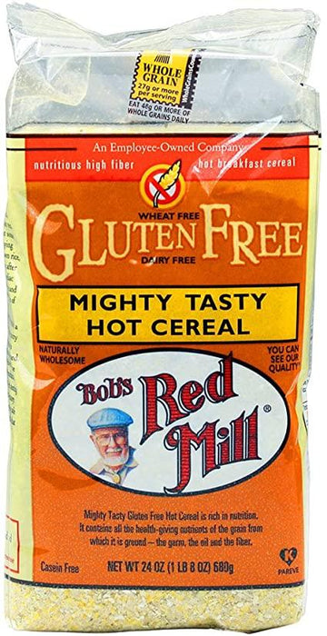 GF Mighty Tasty Hot Cereal 680g