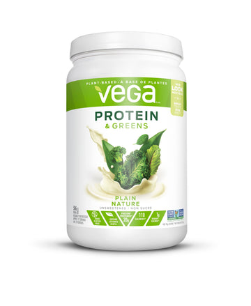 Vega Protein & Greens MD CA Natural 586g