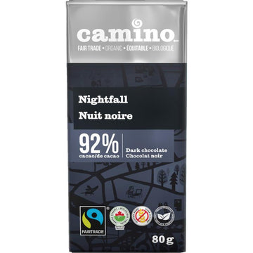 Nightfall Chocolate Organic 80g