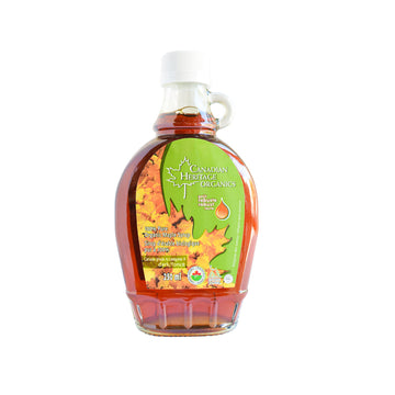 Maple Syrup Dark Grade A Organic (250ml/500ml/1L)