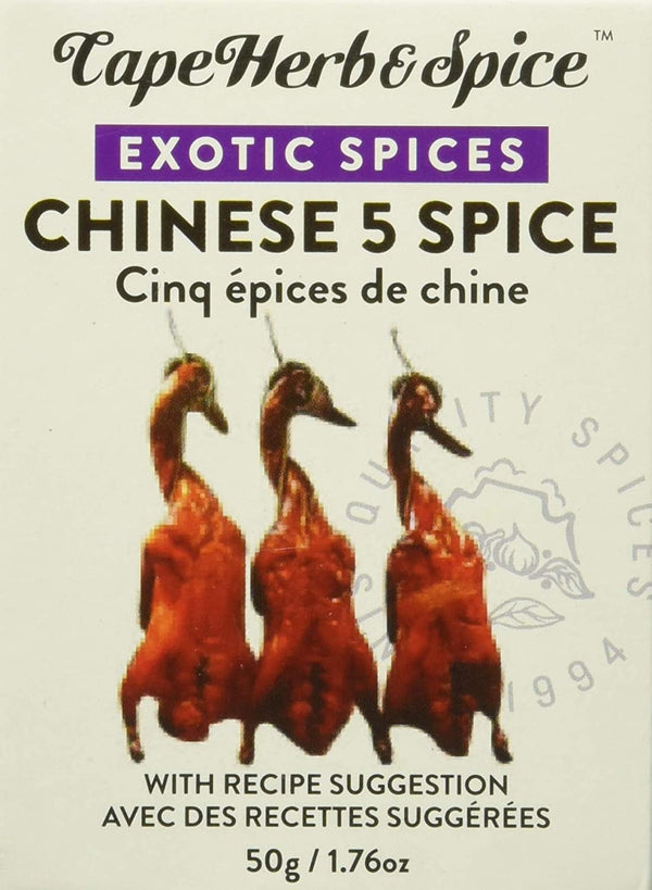Cape Herb & Spice Chinese Five Spice 50g 50g