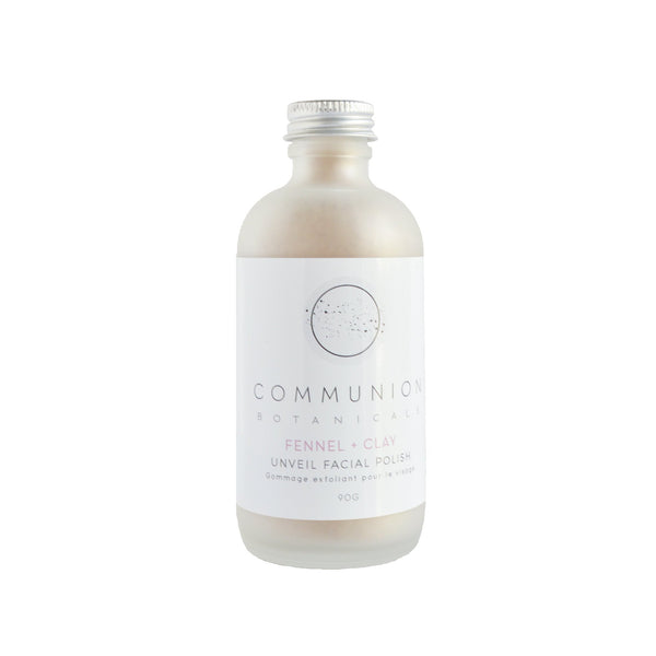 Communion Botanicals Unveil Facial Polish 90g