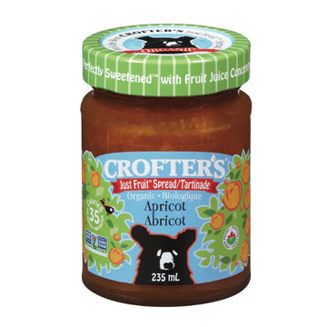 Apricot Just Fruit Spread 235ml