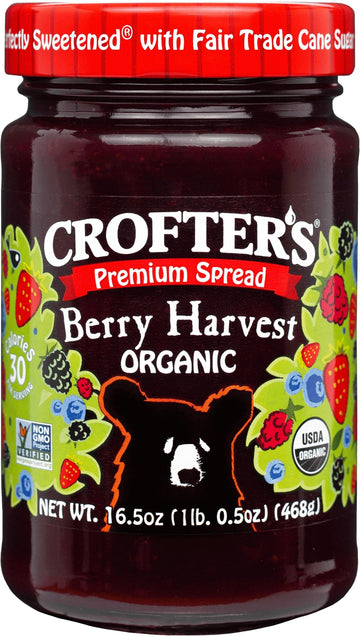 Berry Harvest Premium Fruit Spread 383ml