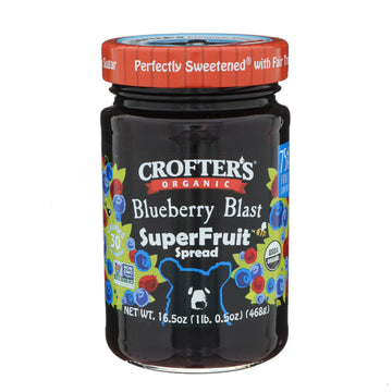 Blueberry Blast Premium Fruit Spread 383ml