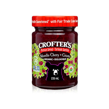 Morello Cherry Premium Fruit Spread 235ml