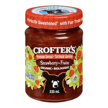 Strawberry Premium Fruit Spread 235ml