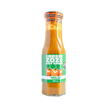 Ebesse Zozo Hot Sauce 250ml
