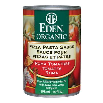 Pizza Pasta Sauce - Organic 398ml