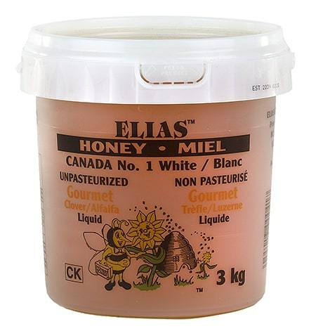 Elias Honey Elias 3kg 3kg