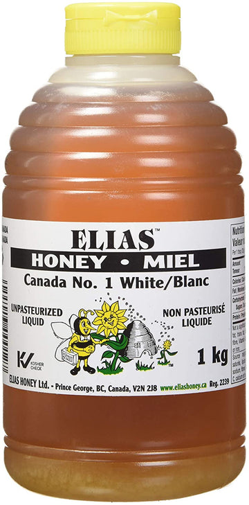 Honey Elias Squeeze 1kg
