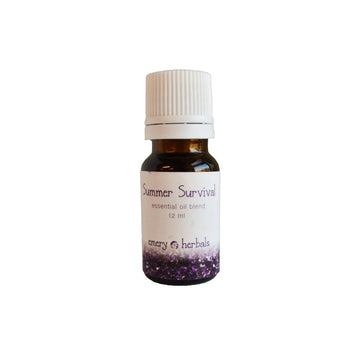 Summer Survival Essential Oil Blend 12ml