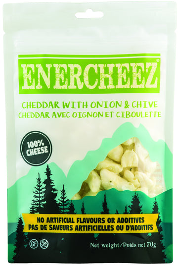 Onion and Chive Enercheez 70g