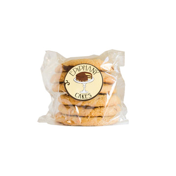 Brown Butter Chocolate Chip Cookie 6 pk 6 pk