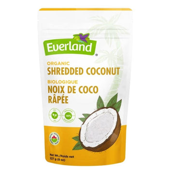Organic Dried Shredded Coconut 227g