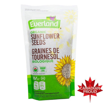 Organic Sunflower Seeds 454g