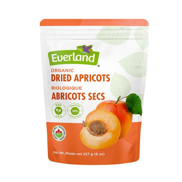 Organic Turkish Apricots 227g