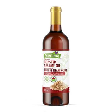 Toasted Sesame Oil Organic 375ml