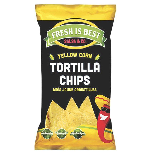 Fresh is Best Yellow Corn Tortilla Chips 300g 300g