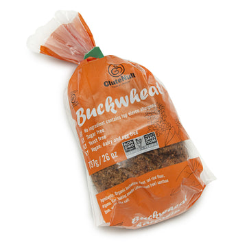 Buckwheat GF Bread 737g