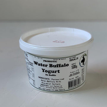 Water Buffalo Yogurt 500g