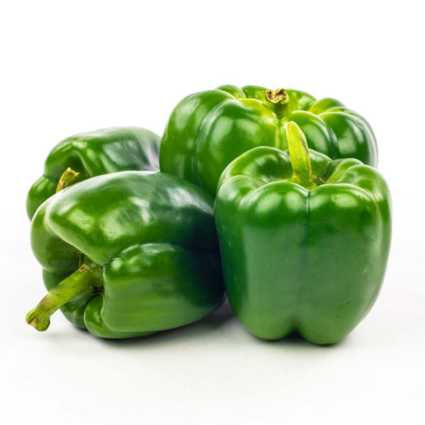 Organic Produce Green Peppers ~260g ~260g