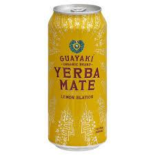 Guayaki Lemon Elation Yerba Mate 458ml 458ml