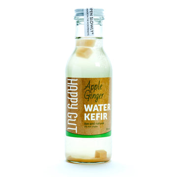 Apple Ginger Water Kefir 350ml