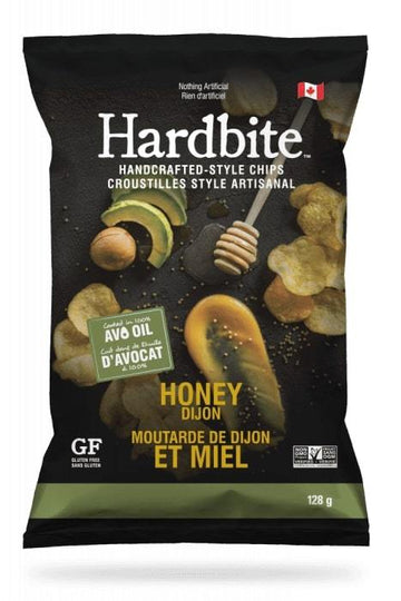 Avocado Honey Dijon Hardbite Kettle Chips 128g