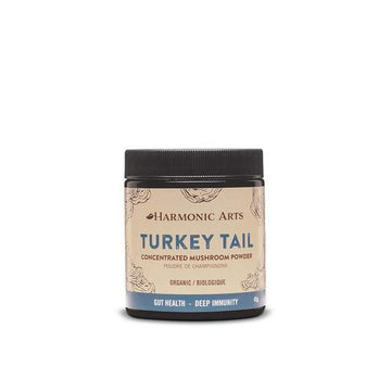 Turkey Tail Concentrated Extract Organic 45g