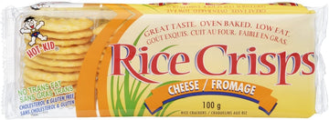 Rice Crackers Cheese 100g