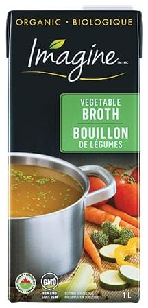 Vegetable Broth Organic 1L