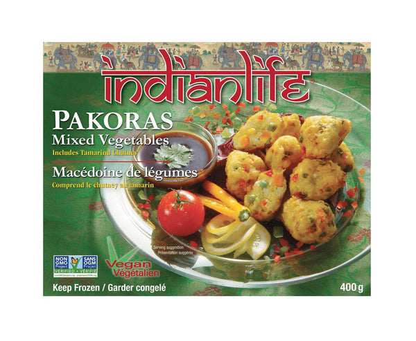 Indian Life Pakora Mixed Vegetable 400g 400g