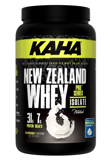 Protein Whey Isolate Natural 840g