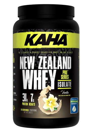 Protein Whey Isolate Vanilla 840g