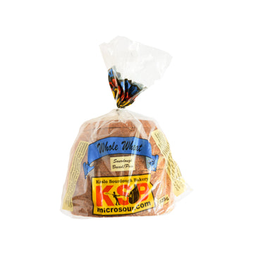 Whole Wheat Half Loaf 525g