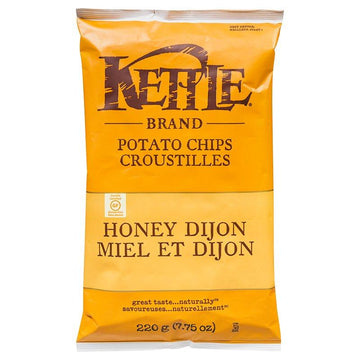 Honey Dijon Potato Chips 220g