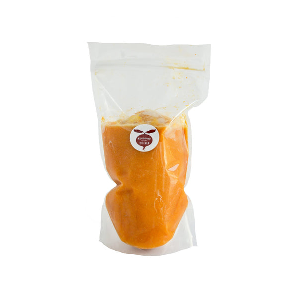 Kootenay Co op Kitchen Ginger Carrot Soup Frozen 1L 1L