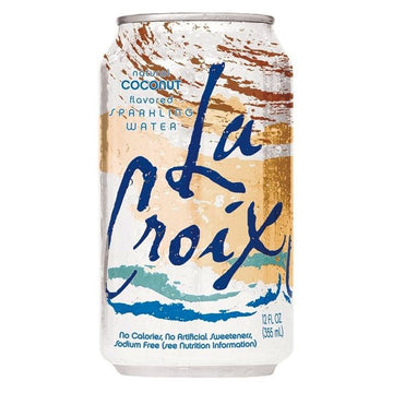 Coconut Sparkling Water (355ml/8x355ml)