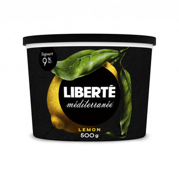 Mediterranean Lemon Yogurt 500g