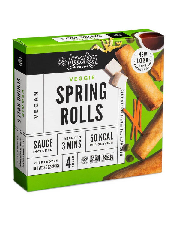 Lucky Spring Roll Original 241g 241g
