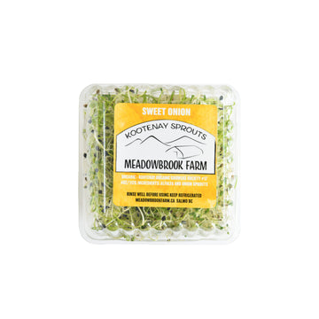 Sweet Onion sprouts 112g