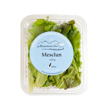 Local Mesclun Mix (5oz)