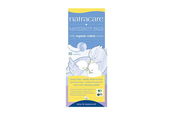 Natracare Pads NC Maternity 10ct