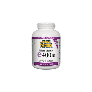 Bonus-Mixed Vitamin E 400IU 240c