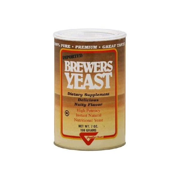 Modern Products Brewers Yeast 198g 198g